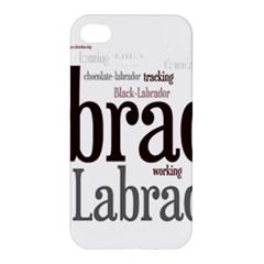 Lab Mashup Apple iPhone 4/4S Hardshell Case