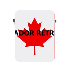 Lab Name Canadian Flag Apple iPad 2/3/4 Protective Soft Cases
