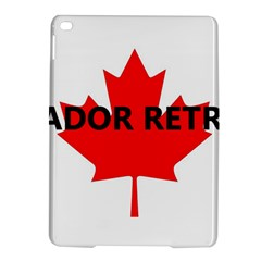 Lab Name Canadian Flag iPad Air 2 Hardshell Cases