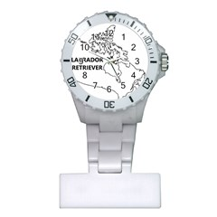 Lab Origin Plastic Nurses Watch