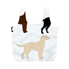 Lab Silos Full Print Recycle Bags (M)