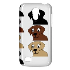 Labs 3 Colors Cartoon Head Galaxy S4 Mini