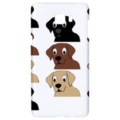 Labs 3 Colors Cartoon Head Samsung C9 Pro Hardshell Case