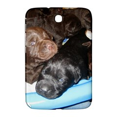 Litter Of Lab Pups Samsung Galaxy Note 8.0 N5100 Hardshell Case