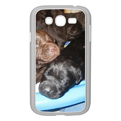 Litter Of Lab Pups Samsung Galaxy Grand DUOS I9082 Case (White)