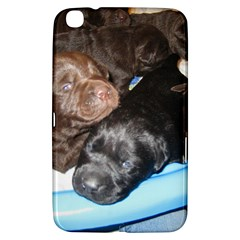 Litter Of Lab Pups Samsung Galaxy Tab 3 (8 ) T3100 Hardshell Case