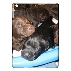 Litter Of Lab Pups iPad Air Hardshell Cases