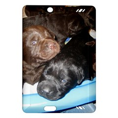 Litter Of Lab Pups Amazon Kindle Fire HD (2013) Hardshell Case