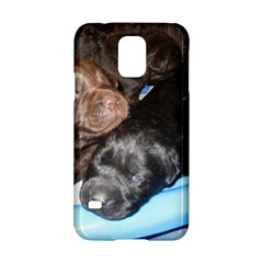 Litter Of Lab Pups Samsung Galaxy S5 Hardshell Case
