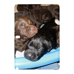 Litter Of Lab Pups Samsung Galaxy Tab Pro 12.2 Hardshell Case