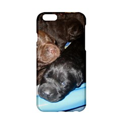 Litter Of Lab Pups Apple iPhone 6/6S Hardshell Case