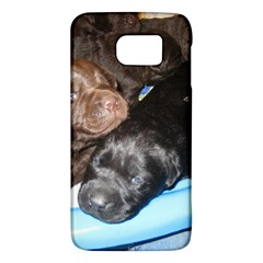 Litter Of Lab Pups Galaxy S6