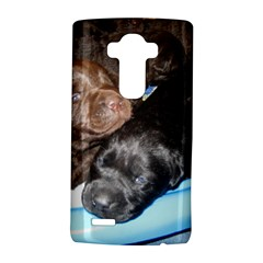 Litter Of Lab Pups LG G4 Hardshell Case
