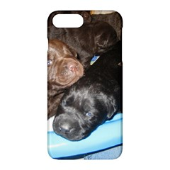 Litter Of Lab Pups Apple iPhone 7 Plus Hardshell Case