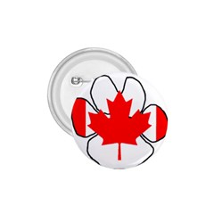 Mega Paw Canadian Flag 1.75  Buttons