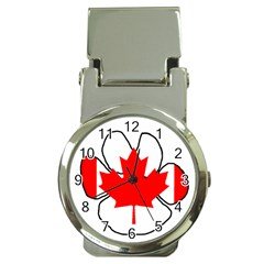 Mega Paw Canadian Flag Money Clip Watches