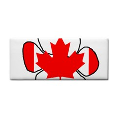 Mega Paw Canadian Flag Cosmetic Storage Cases