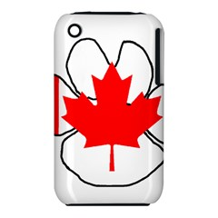 Mega Paw Canadian Flag iPhone 3S/3GS