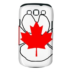 Mega Paw Canadian Flag Samsung Galaxy S III Classic Hardshell Case (PC+Silicone)