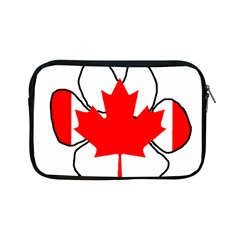 Mega Paw Canadian Flag Apple iPad Mini Zipper Cases