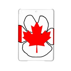 Mega Paw Canadian Flag iPad Mini 2 Hardshell Cases