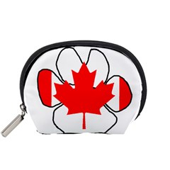 Mega Paw Canadian Flag Accessory Pouches (Small)