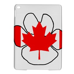 Mega Paw Canadian Flag iPad Air 2 Hardshell Cases