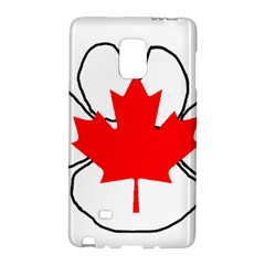 Mega Paw Canadian Flag Galaxy Note Edge