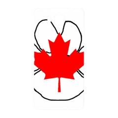 Mega Paw Canadian Flag Samsung Galaxy Alpha Hardshell Back Case