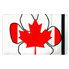 Mega Paw Canadian Flag Apple iPad Pro 12.9   Flip Case