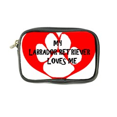 My Lab Loves Me Coin Purse