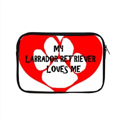 My Lab Loves Me Apple MacBook Pro 15  Zipper Case