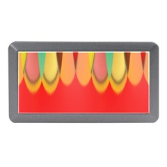 Colors On Red Memory Card Reader (Mini)