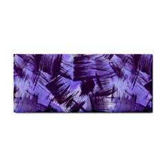 Purple Paint Strokes Cosmetic Storage Cases