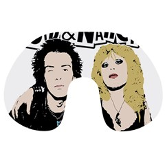 Sid and Nancy Travel Neck Pillows