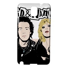 Sid and Nancy Samsung Galaxy Note 3 N9005 Hardshell Case
