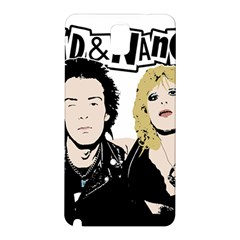 Sid and Nancy Samsung Galaxy Note 3 N9005 Hardshell Back Case