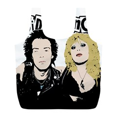 Sid and Nancy Full Print Recycle Bags (L)