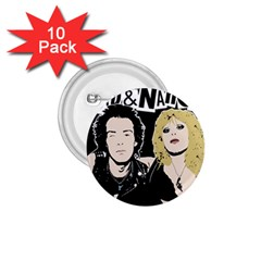 Sid and Nancy 1.75  Buttons (10 pack)