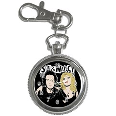 Sid and Nancy Key Chain Watches