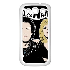 Sid And Nancy Samsung Galaxy S3 Back Case (white)