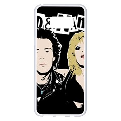 Sid And Nancy Samsung Galaxy S8 Plus White Seamless Case