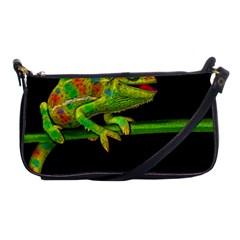 Chameleons Shoulder Clutch Bags