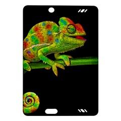 Chameleons Amazon Kindle Fire HD (2013) Hardshell Case