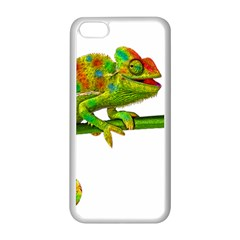 Chameleons Apple iPhone 5C Seamless Case (White)