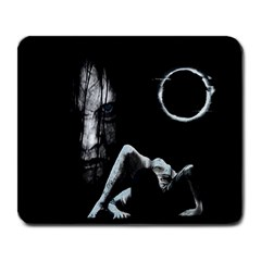 The Ring Large Mousepads