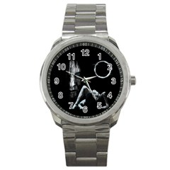 The Ring Sport Metal Watch