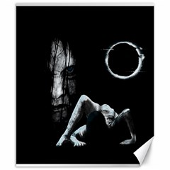 The Ring Canvas 8  x 10