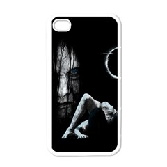 The Ring Apple iPhone 4 Case (White)