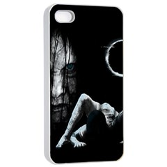 The Ring Apple iPhone 4/4s Seamless Case (White)